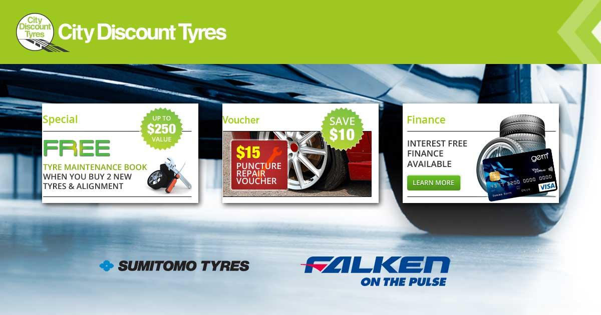 Finance - City Discount Tyres